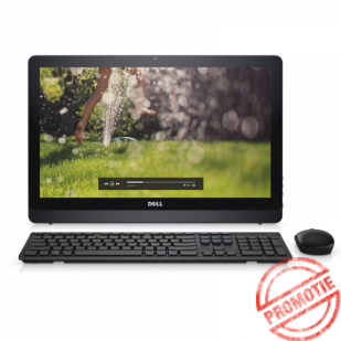Aio DELL, INSPIRON 22-3263,  Intel Core i5-6200U, 2.30 GHz, HDD: 1 TB, RAM: 8 GB, unitate optica: DVD RW, video: Intel HD Graphics 520, webcam
