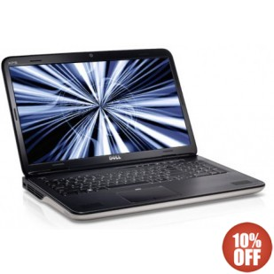 Laptop DELL XPS 17 (L702X); CORE I7; 2.3 GHz; 4 GB RAM; 500 GB HDD; NVIDIA GeForce GT 555M; 17.3 INCH; BLURAY