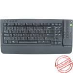 Tastatura DELL; model: 0KR669; layout: US; NEGRU; WIRELESS; MULTIMEDIA