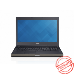Laptop DELL, PRECISION M4800,  Intel Core i7-4810MQ, 2.80 GHz, HDD: 500 GB, RAM: 8 GB, unitate optica: DVD RW, video: Intel HD Graphics 4600, nVIDIA Quadro K1100M