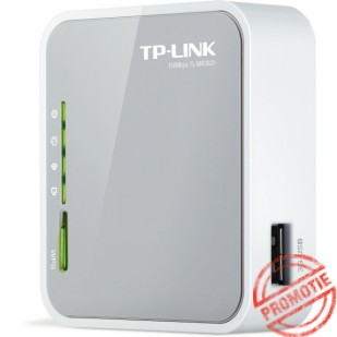 ROUTER TP-LINK; model: TL-MR3020
