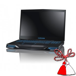 Laptop ALIENWARE M18x