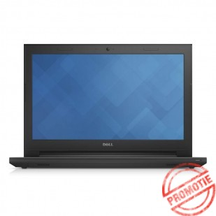 Laptop DELL, INSPIRON 3442, Intel Core i5-4210U, 1.70 GHz, HDD: 500 GB, RAM: 4 GB, unitate optica: DVD RW, video: Intel HD Graphics 4400, webcam, 14 LCD (WXGA), 1366 x 768""