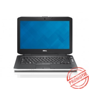 Laptop DELL, LATITUDE E5430 NON-VPRO,  Intel Core i3-3110M, 2.40 GHz, HDD: 320 GB, RAM: 4 GB, video: Intel HD Graphics 4000