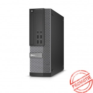 Dell, OPTIPLEX 7020,  Intel Core i5-4590, 3.30 GHz, HDD: 500 GB, RAM: 8 GB, unitate optica: DVD RW, video: Intel HD Graphics 4600, SFF