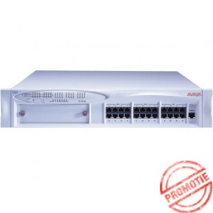 "SWITCH cu management, AVAYA model: P333T; PORTURI: 24 x RJ-45 10/100; ""108563123""; SH"