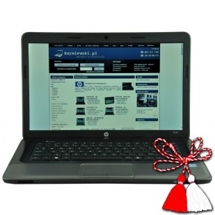 Laptop HP, 255 G2; AMD E1-2100 1000 MHz; 4096 MB RAM; 500 GB HDD; DVD-RW; AMD Radeon HD 8210