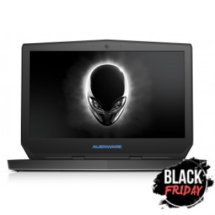 Laptop ALIENWARE, ALIENWARE 13, Intel Core i5-4210U, 1.70 GHz, HDD: 256 GB, RAM: 16 GB, video: Intel HD Graphics 4400, nVIDIA GeForce GTX 860M,  webcam,  BT