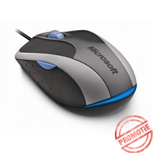 Mouse MICROSOFT; model: Optical 3000; NEGRU; USB