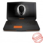 Laptop ALIENWARE, 17, Intel Core i7-4710MQ, 2.50 GHz, HDD: 750 GB, RAM: 8 GB, unitate optica: DVD RW, video: AMD Radeon HD 8970M (Neptune), Intel HD Graphics 4600, webcam, BT, 17.3""