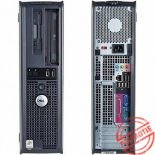 Dell, OPTIPLEX GX620,  Intel Pentium D 930, 3.00 GHz, video: Intel GMA 950; DESKTOP