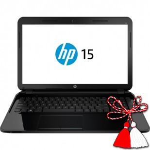Laptop HP 15, F5Y04UAR#ABA; Intel Core i5-3230M 2.6 GHz, 4GB, 750GB, Intel HD 4000, 15.6 HD, Cam+Mic, Supermulti DVD, 802.11bgn+BT, Black""