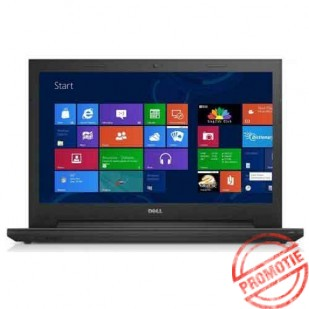Laptop DELL, INSPIRON 3543, Intel Core i7-5500U, 2.40 GHz, HDD: 500 GB, RAM: 4 GB, unitate optica: DVD RW, video: Intel HD Graphics 5500, webcam, BT, 15.6 LCD (WXGA), 1366 x 768""