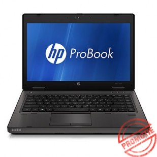 Laptop HP, ProBook 6460b; Mobile DualCore Intel Core i5-2410M, 2400 MHz; 2 GB RAM; 320 GB HDD; Intel HD Graphics 3000; DVDRAM; Notebook