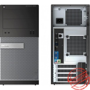 Dell, OPTIPLEX 3020, Intel Core i3-4150, 3.50 GHz, video: Intel HD Graphics, TOWER
