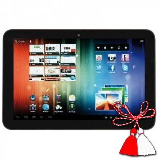 "TABLETA MEDIACOM; M-MP101S2; 1.5 CORTEX A9 DUAL CORE; 1GB RAM; 16GB HDD; 10.1""; NOU; ANDROID 4.1"