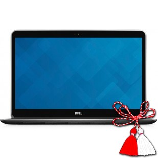 "Laptop DELL, XPS 15 9530, Intel Core i7-4712HQ, 2.30 GHz, HDD: 500 GB, RAM: 8 GB, video: Intel HD Graphics 4600, nVIDIA GeForce GT 750M,  webcam,  BT,  15.6"" LCD (QHD+),  3200 x 1800"