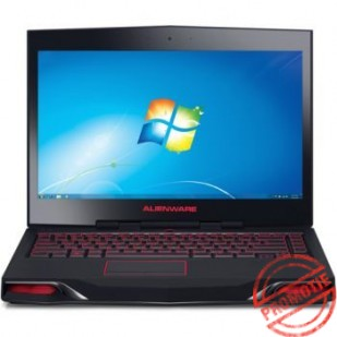 Laptop ALIENWARE, 14, Intel Core i7-4710MQ, 2.50 GHz, HDD: 500 GB, RAM: 16 GB, unitate optica: DVD RW, video: Intel HD Graphics 4600, nVIDIA GeForce GTX 765M, webcam, 14 LCD (FHD), 1920 x 1080""
