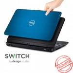 """CASE SWITCH DELL Inspiron 15R; Peacock Blue; """"CN0H275Y6940017901HNA00, 0H275Y"""""""