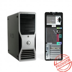 Dell, PRECISION WORKSTATION T7500, Intel Xeon E5530, 2.40 GHz; 8 GB; 500 GB; TOWER