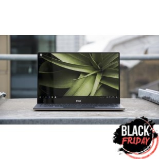 Laptop DELL, XPS 13 9365,  Intel Core i5-7y54, 1.20 GHz, HDD: 128 GB, RAM: 8 GB, video: Intel HD Graphics 615, webcam, BT