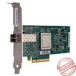 Dell 06H20P QLE2560 8GB Single Port PCI-E FC HBA Adapter Card, with SFP