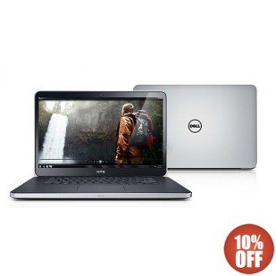 Laptop DELL, XPS L521X, Intel Core i7-3632QM, 2.20 GHz, HDD:  1000 GB, RAM: 12 GB, unitate optica: DVD RW BD, video: Intel HD Graphics 4000, nVIDIA GeForce GT 640M, webcam, BT