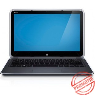 Laptop DELL, XPS 12 9Q23, Intel Core i7-3517U, 2.00 GHz, HDD: 80 GB, RAM: 8 GB, video: Intel HD Graphics 4000, webcam, BT