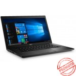 Laptop DELL, LATITUDE 7480,  Intel Core i7-7600U, 2.80 GHz, HDD: 512 GB, RAM: 16 GB, video: Intel HD Graphics 620, webcam