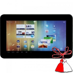 Tableta MEDIACOM; M-MP705I; 1GHZ CORTEX A8; 512MB RAM; 4GB HDD; 7 NOU; ANDROID 4.0