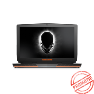 Laptop ALIENWARE, 17, Intel Core i7-4700MQ, 2.40 GHz, HDD: 750 GB, RAM: 8 GB, unitate optica: DVD RW, video: Intel HD Graphics 4600, nVIDIA GeForce GTX 765M, webcam, BT, 17.3 LCD (FHD), 1920 x 1080""