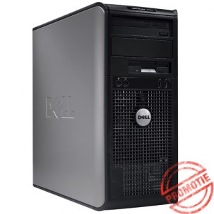 Dell, OPTIPLEX 760,  Intel Core 2 Duo E8400, 3.00 GHz, video: Intel GMA 4500; TOWER