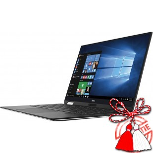 Laptop DELL, XPS 13 9365,  Intel Core i7-7y75, 1.30 GHz, HDD: 1 TB, RAM: 16 GB, video: Intel HD Graphics 615, webcam, BT