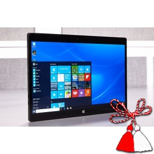 "Tableta DELL, XPS 12 9250, Intel Core m5-6Y57, 1.10 GHz, HDD: 256 GB, RAM: 8 GB, video: Intel HD Graphics 515, webcam, 12.5"" LCD (UHD), 3840 x 2160"