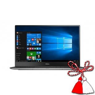 Laptop DELL, XPS 13 9350, Intel Core i5-6200U, 2.30 GHz, HDD: 256 GB, RAM: 8 GB, video: Intel HD Graphics 520, webcam, BT, 13.3 LCD (FHD), 1920 x 1080""