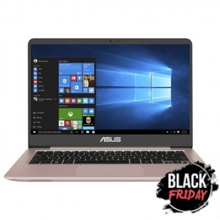"Laptop ASUS ZenBook UX410UQ-GV073T ,Intel Core# i7-7500U  2.90 GHz, 14.0"", Full HD, 8GB, 1TB + 128GB SSD, nVIDIA GeForce 940MX 2GB, Windows 10"