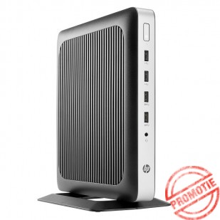 Hp, HP T630 THIN CLIENT, QuadCore AMD Carrizo, 2.00 GHz, HDD: 32 GB, RAM: 8 GB, video: AMD Radeon R7E Series (Bristol Ridge); DESKTOP