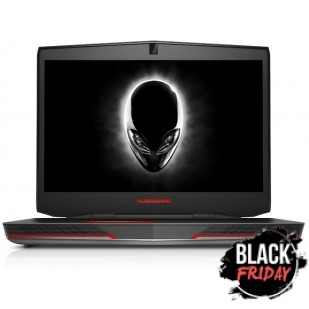 Laptop ALIENWARE, 17, Intel Core i7-4700MQ, 2.40 GHz, HDD: 750 GB, RAM: 16 GB, unitate optica: DVD RW, nVIDIA GeForce GTX 860M, webcam, 17.3 LCD (FHD), 1920 x 1080""
