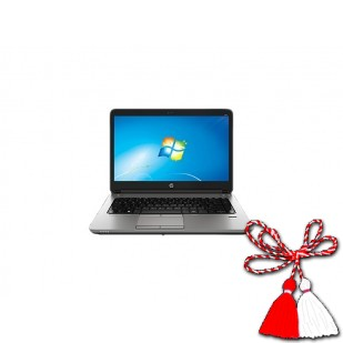 HP ProBook 645 G1; AMD A4-4300M, 2500 MHz; 4 GB RAM; 500 GB HDD; AMD Radeon HD 7420G (Trinity); DVD-RW, Windows 7 PRO