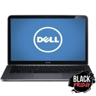 Laptop DELL, XPS13 9333, Intel Core i7-4650U, 1.70 GHz, HDD: 128 GB, RAM: 8 GB, video: Intel HD Graphics 5000,  webcam,  BT