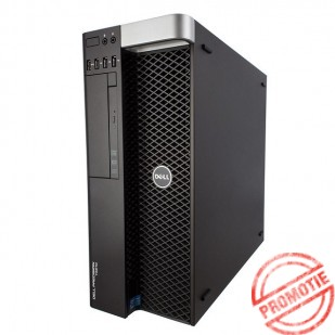 Dell, PRECISION T3610, Intel Xeon E5-1607 v2, 3.00 GHz, HDD: 500 GB, RAM: 16 GB, unitate optica: DVD RW, video: AMD FirePro V3900