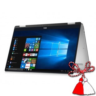Laptop DELL, XPS 13 9365,  Intel Core i7-8500Y, 1.50 GHz, HDD: 512 GB, RAM: 8 GB, webcam