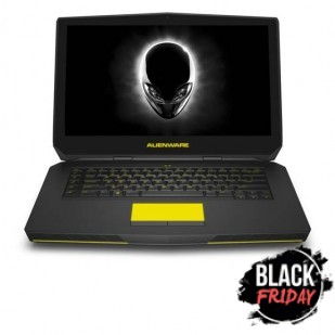 Laptop ALIENWARE, ALIENWARE 15 R2, Intel Core i7-6820HQ, 2.70 GHz, HDD: 1000 GB, RAM: 16 GB, video: Intel HD Graphics 530, nVIDIA GeForce GTX 980M,  webcam,  BT, 15.6 LCD (QHD+),  3200 x 1800""