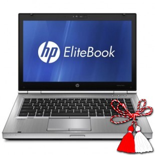 "Laptop HP, ELITEBOOK 8460P,  Intel Core i7-2620M , 2.70 GHz, HDD: 250 GB, RAM: 4 GB, unitate optica: DVD, video: Intel HD Graphics 4000, webcam, 14"" LCD (WXGA), 1366 x 768"