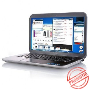 Laptop DELL, INSPIRON 5537, Intel Core i7-4500U, 1.80 GHz, HDD: 1000 GB, RAM: 8 GB, unitate optica: DVD RW, video: AMD Radeon R9 M270X (Venus), Intel HD Graphics 4400, webcam, 15.6 LCD, 1600 x 900""