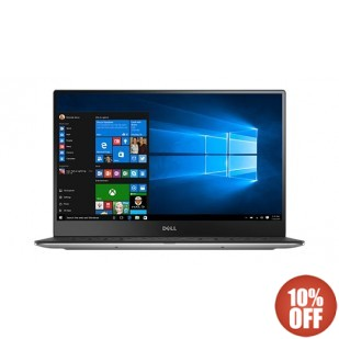 "Laptop DELL, XPS 13 9350,  Intel Core i7-6500U, 2.50 GHz, HDD: 256 GB, RAM: 16 GB, video: Intel HD Graphics 520, webcam, BT, 13.3"" LCD (QHD+), 3200 x 1800"