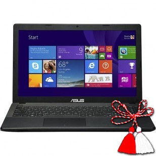 Laptop ASUS X551CA; Intel Core i3-3217U, 1800 MHz; 4096 MB RAM; 500 GB HDD; Intel HD Graphics 4000; DVD-ROM