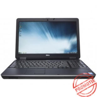 "Laptop DELL, LATITUDE E6540,  Intel Core i7-4810MQ, 2.80 GHz, HDD: 320 GB, RAM: 4 GB, unitate optica: DVD RW, video: Intel HD Graphics 4600, 15.6"" LCD"