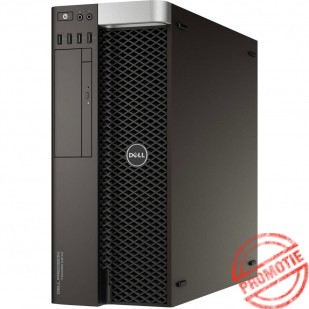 Dell, PRECISION TOWER 5810,  Intel Xeon E5-1620 v3, 3.50 GHz, HDD: 500 GB, RAM: 16 GB, video: nVIDIA Quadro K4200; TOWER