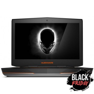 Laptop ALIENWARE, 18, Intel Core i7-4910MQ, 2.90 GHz, HDD: 1000 GB, RAM: 16 GB, unitate optica: DVD RW BD, video: AMD Radeon HD 8970M (Neptune), webcam, 18.4 LCD (FHD), 1920 x 1080""